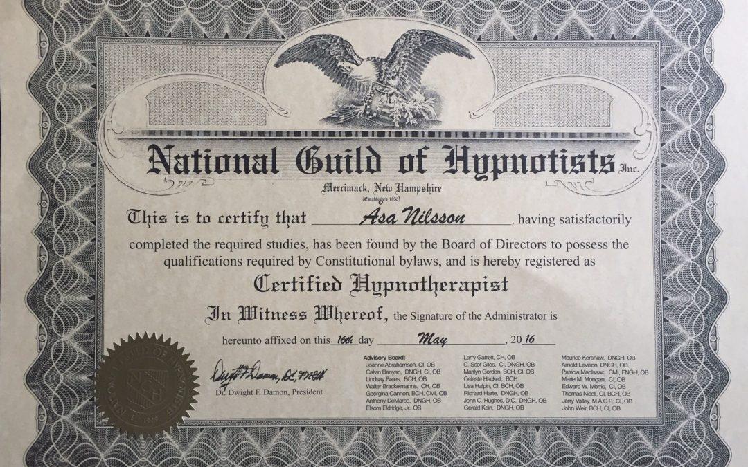 NGH certifikat